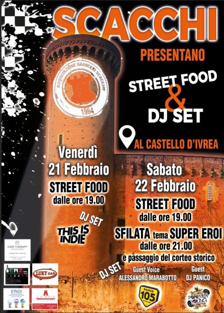 Venerdì sera al Castello @ Piazza