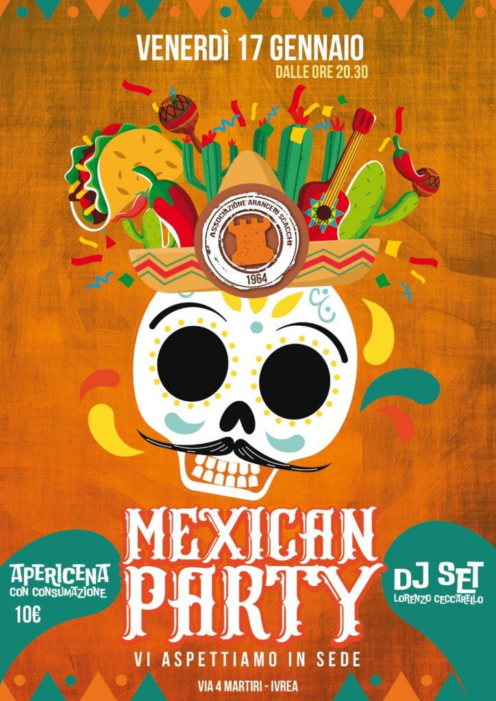 Mexican party @ Sede